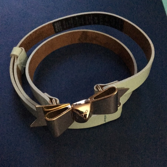 aa32bc07ef1c Ted Baker Blue Bow Belt. M 5aa9d0ce50687c5db1434bb1